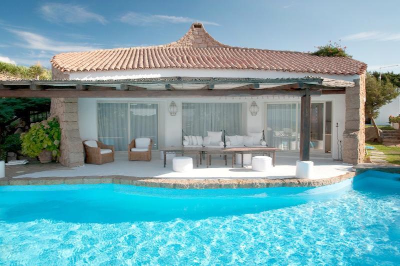 Villa a Cervo foto