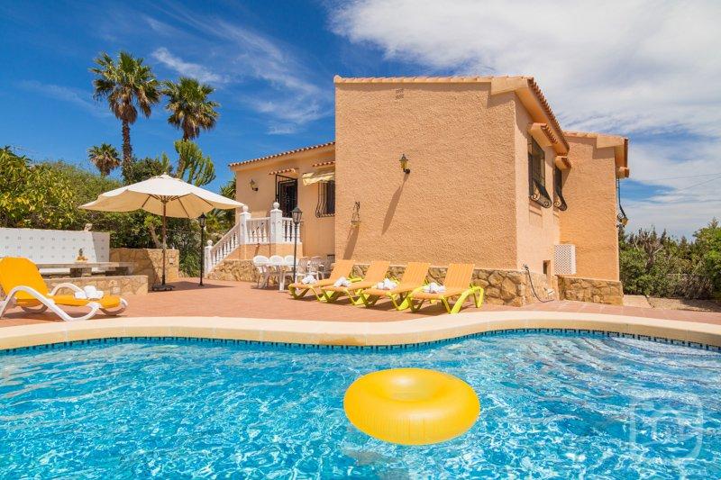 Аренда недвижимости в кальпе испания барселона