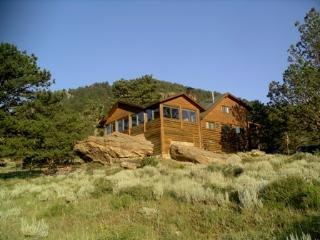 Estes Park Colorado Vacation Rentals - Cabin