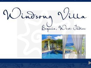 Windsong Villa - Bequia