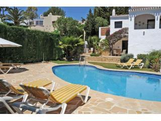 Sunbathe on a lounger or take a dip in the pool - the choice is yours!