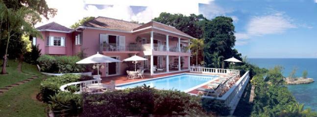 Emerald Seas at Ocho Rios, Jamaica - Oceanfront, Pool, Tennis Court