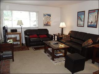 Large, open living area