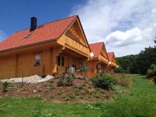 Vacation House in Bad Sachsa - 1023 sqft, comfortable, leisurely, log-cabin (# 3624) #3624