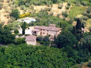 Montefiridolfi Italy Vacation Rentals - Villa
