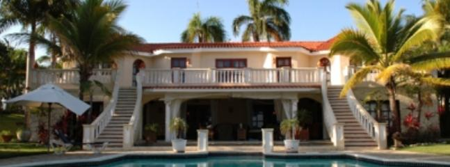 6 Bedroom Villa with Olympic Size Pool in Puerto Plata