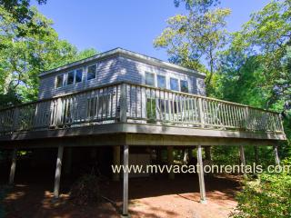 Waterview Side of House and Deck