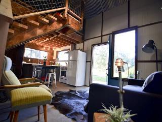 Cozy Industrial Interior