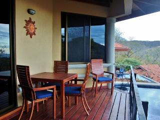 The deck is a great place to enjoy nature and the great ocean view.