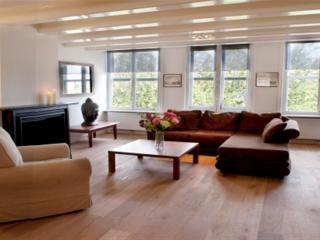 Living room Prinses D. apartment Amsterdam