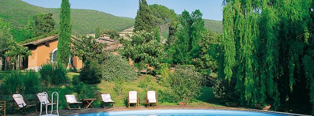 Poggio Catino Italy Vacation Rentals - Villa