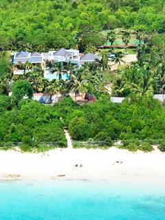 Villa Blue Palm, Plum Baie, Terres Basses, St Martin 800 480 8555