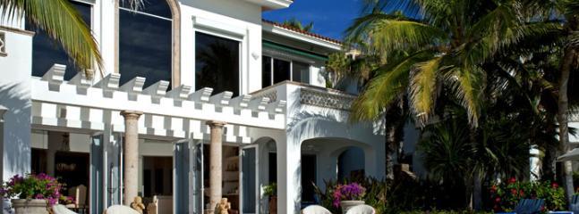 Beachfront Villa 481