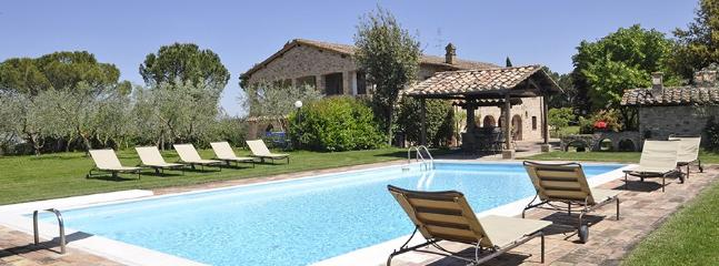 7 bedroom Villa in Torgiano, Campagna Umbra, Umbria, Italy : ref 2230490