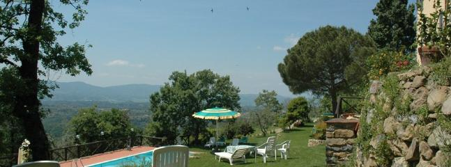 Pian Di Sco Italy Vacation Rentals - Villa