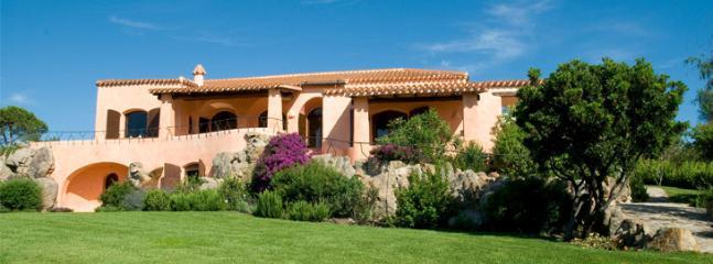 Monte Petrosu Italy Vacation Rentals - Villa