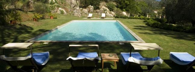 5 bedroom Villa in Lucca, Lucca Area, Tuscany, Italy : ref 2230298