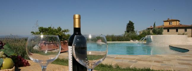 10 bedroom Villa in Tavarnelle Val Di Pesa, Firenze Area, Tuscany, Italy : ref 2230335