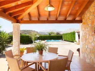 Pollenca Spain Vacation Rentals - Villa