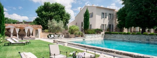 Saint-Cannat France Vacation Rentals - Villa