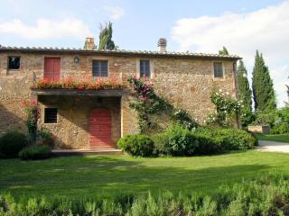 Lucignano D'asso Italy Vacation Rentals - Villa
