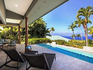 Coastline Views from Private Infinity Pool  Book Direct at konac