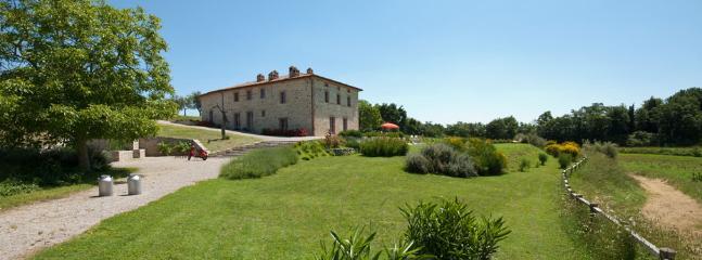 Montegabbione Italy Vacation Rentals - Villa