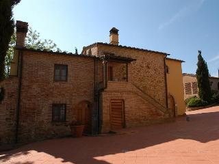 View of the Farmhouse Apartment Donata