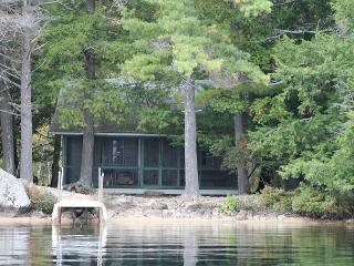 Moultonborough New Hampshire Vacation Rentals - Cabin