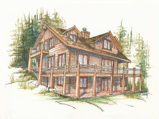 Allenspark Colorado Vacation Rentals - Cabin