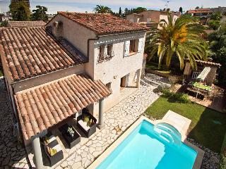 Golfe-Juan Vallauris France Vacation Rentals - Villa