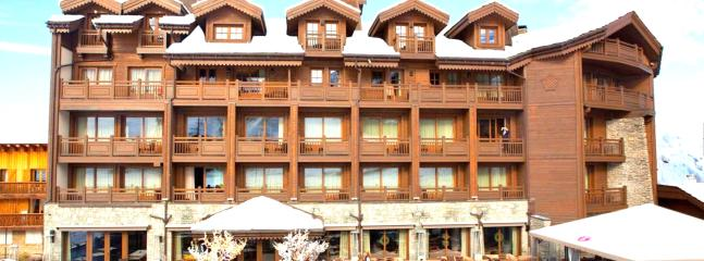 Courchevel France Vacation Rentals - Home