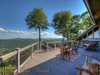 Walk Out Deck Off of Main Level Living Area