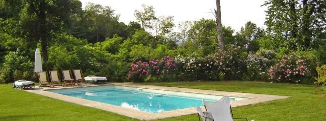Beautiful Villa with Views Close to Shore of Lake Maggiore  - Villa Arona