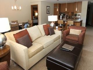 Relax with friends and family in this beautiful and comfortable living area
