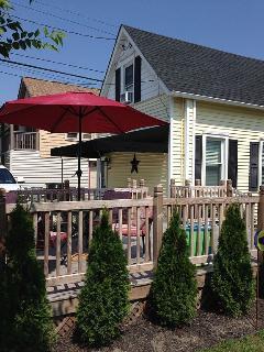 Ocean City New Jersey Vacation Rentals - Cottage