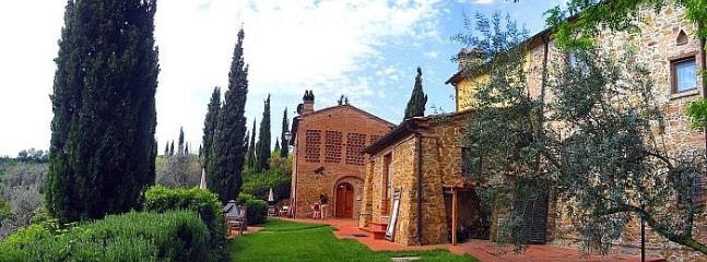 Montaione Italy Vacation Rentals - Home