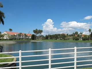 One of many island ponds overlooking Vista Verde West.