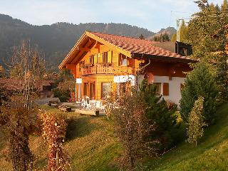 Villars-sur-Ollon Switzerland Vacation Rentals - Villa