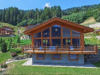 La tzoumaz Switzerland Vacation Rentals - Villa