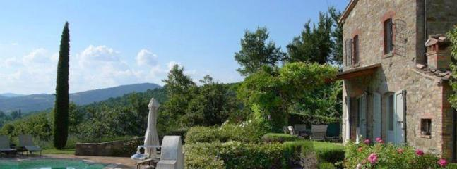 Mercatale Italy Vacation Rentals - Villa