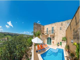 Kercem Malta Vacation Rentals - Villa
