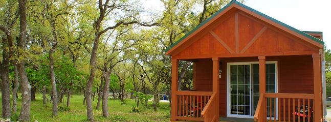 Ranch at Wimberley – Jacob's Well Cabin