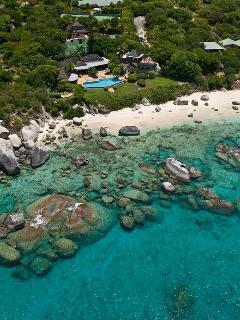 Little Trunk Bay British Virgin Islands Vacation Rentals - Villa