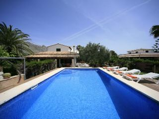 Puerto Pollensa Spain Vacation Rentals - Villa