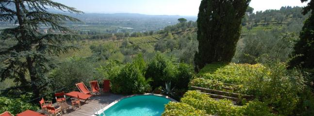 8 bedroom Villa in Lucca, Lucca Area, Tuscany, Italy : ref 2230223