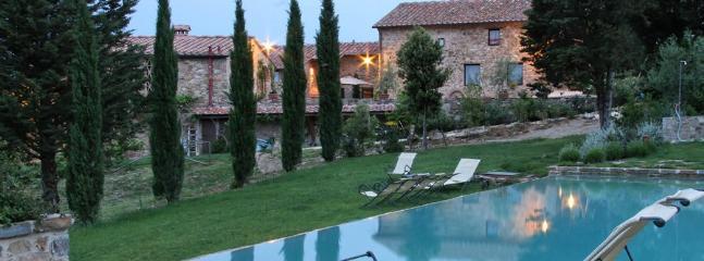 Marciano Della Chiana Italy Vacation Rentals - Villa