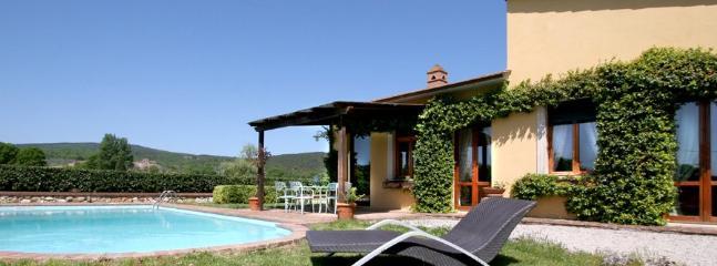 Monteriggioni Italy Vacation Rentals - Villa