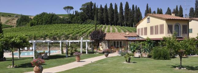 Cerreto Guidi Italy Vacation Rentals - Villa