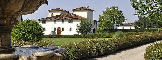 4 bedroom Villa in Reggello, Firenze Area, Tuscany, Italy : ref 2230485